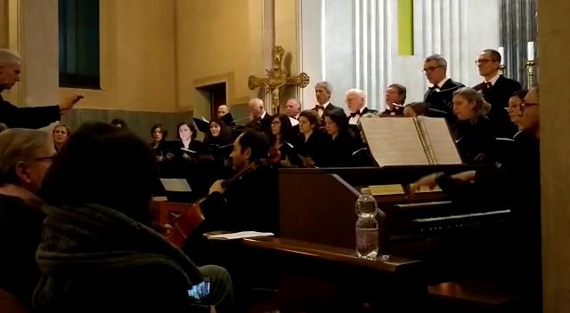 Accademia corale di milano coro rodeghiero musica for Accademia di milano